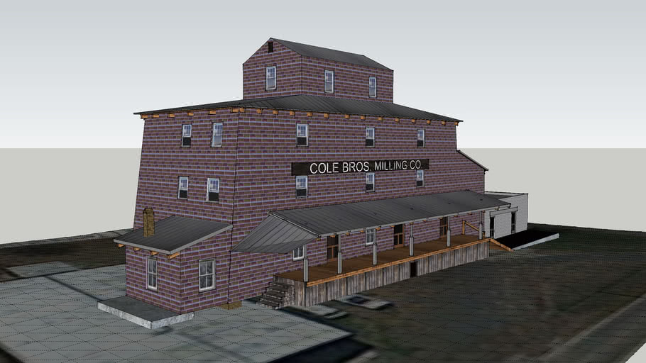 Cole Brother's Milling Company