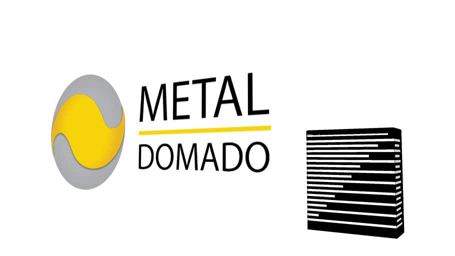 Arandela Metaldomado Box 13