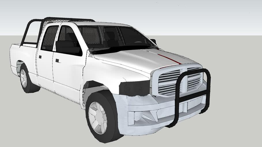 dodge ram model 2005
