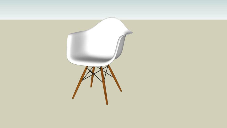 DAW chair Eames