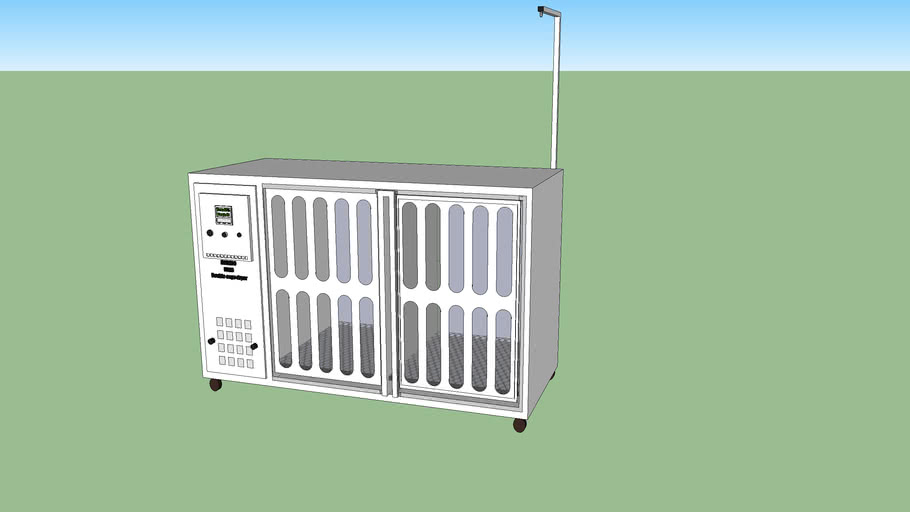 F500 Double Cage dryer