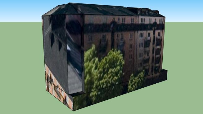 Bâtiment 05 b situé Comté de Stockholm, Suède