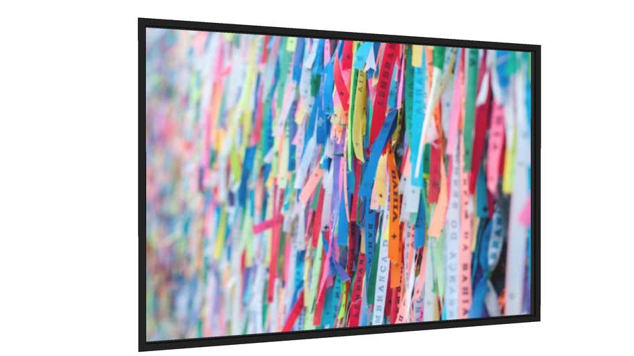 Quadro Lembrança da Bahia 1 - Galeria9, por Vitor Mazon