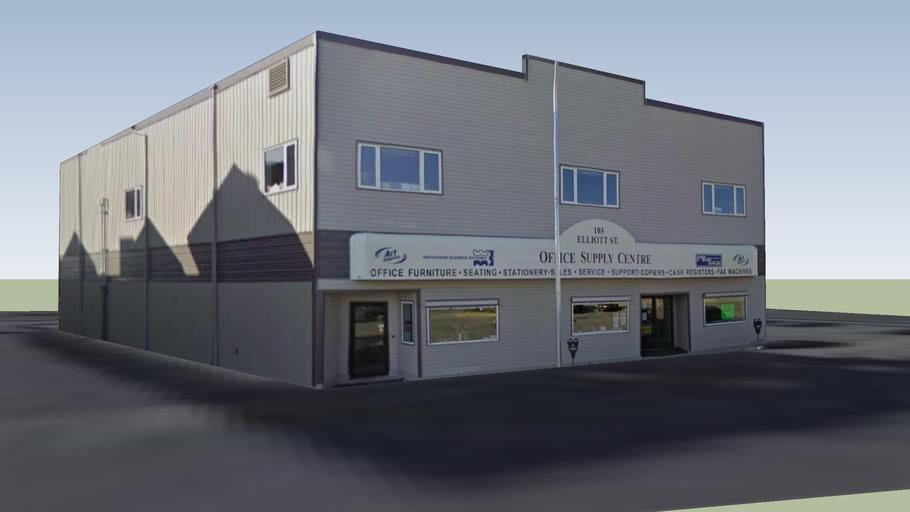 Whitehorse Office Supply Center