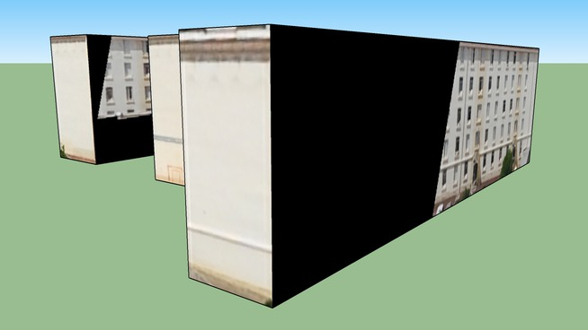 Building in 69600 Oullins, France