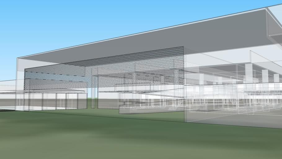 MODELAGEM 3D CAP - Centro Educacional Profissional Articulado do Guará - Guará