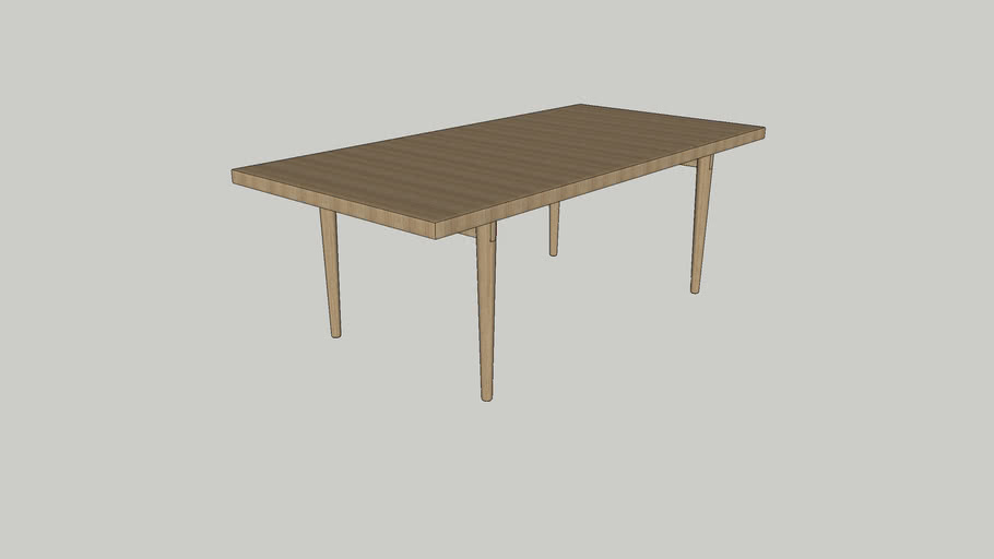 Berlin Coffee Table 120 x 60 x H42