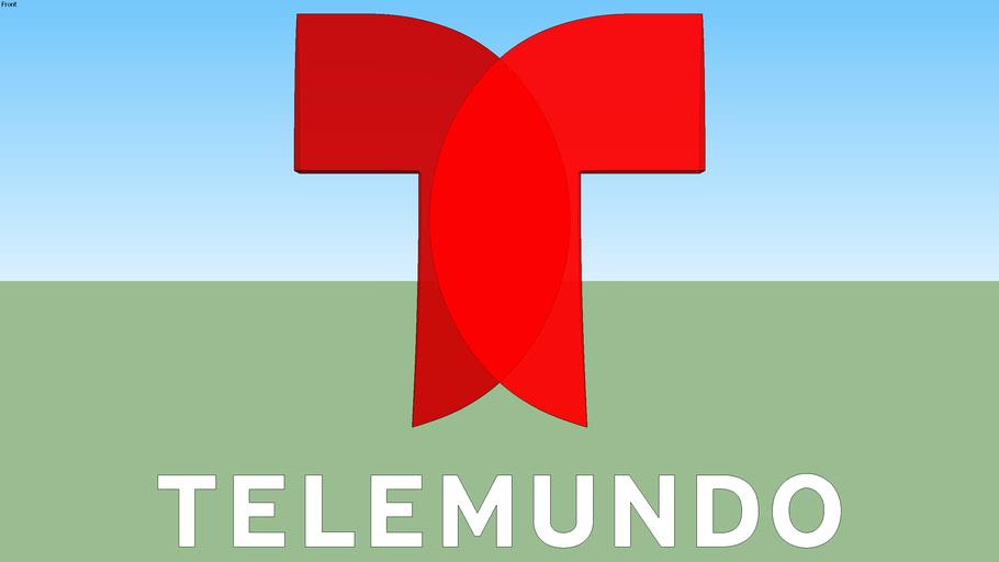 Telemundo logo (2012-2018)