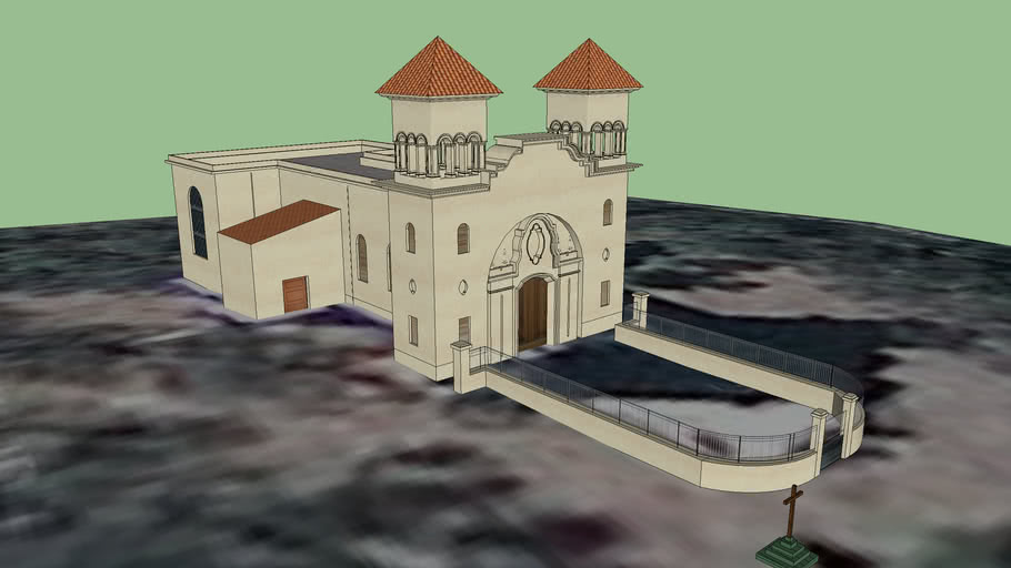 Iglesia Falda del Carmen