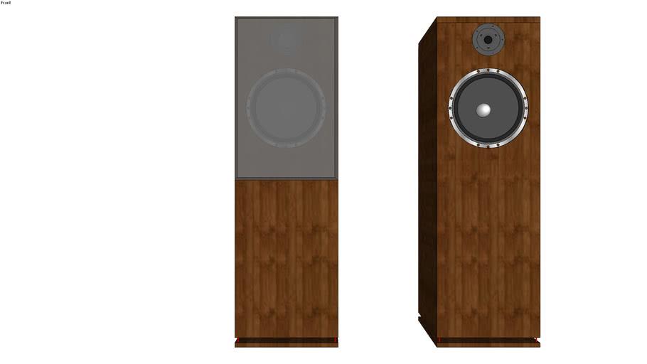 100 liters speaker box