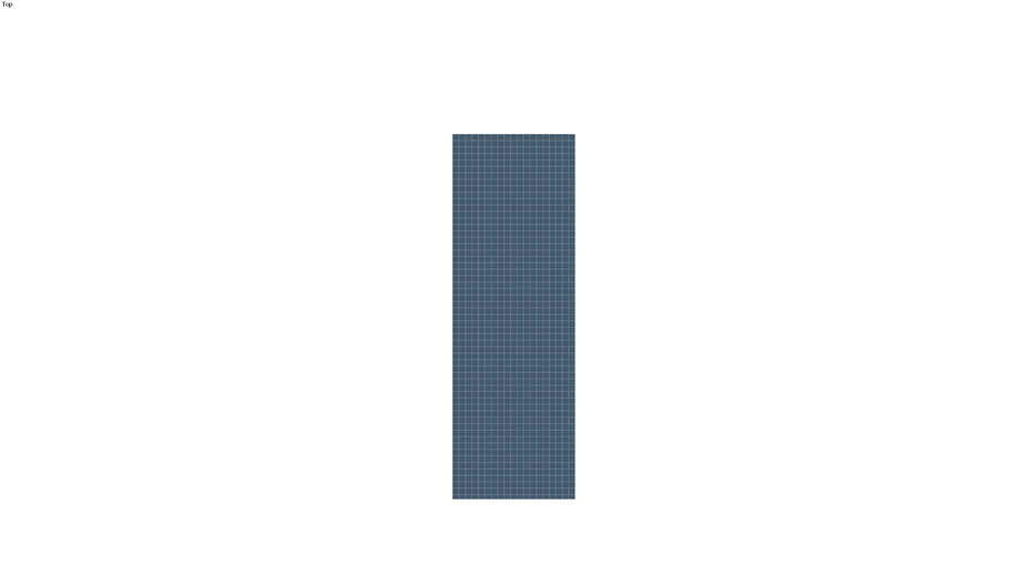 papel grid azul