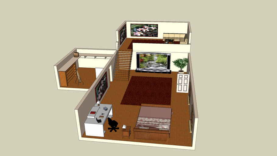 Casie's room-Steps