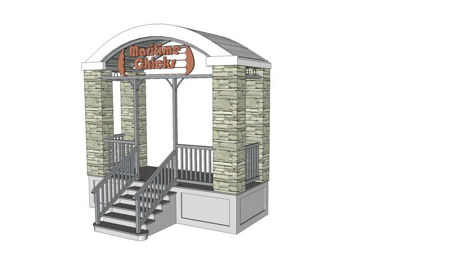 Entrance proposal