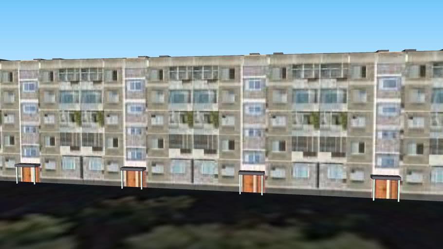 улица Заводская, 43к4