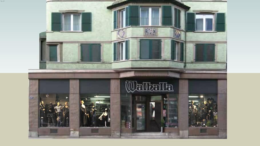 Walhalla Shop Olten