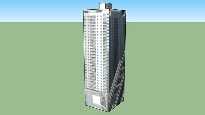Bâtiment situé Chicago, IL, États-Unis
