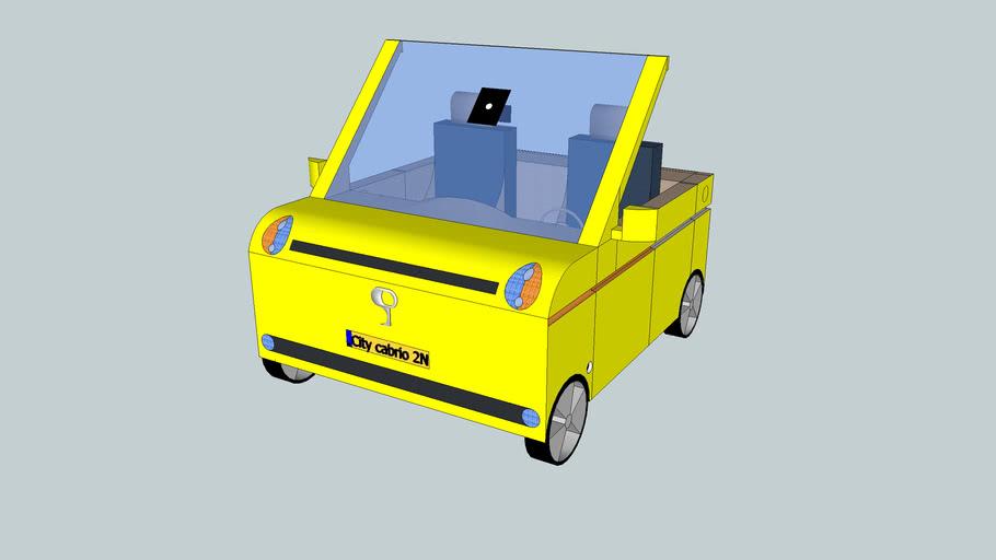 SP City cabrio 2N