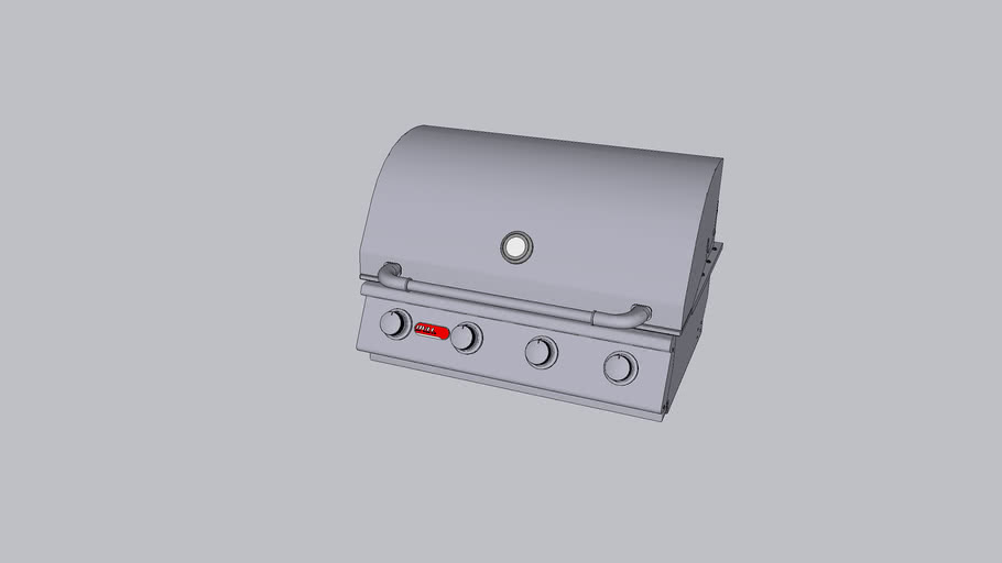 Outlaw 4 Burner Grill