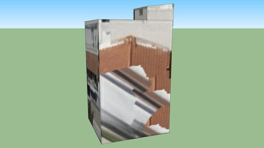 Building FrontTEI12, Greece