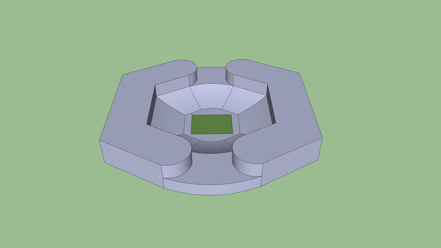 small stadium