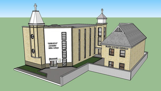 Speranta' Seventh Day Adventist Bible College | 3D Warehouse