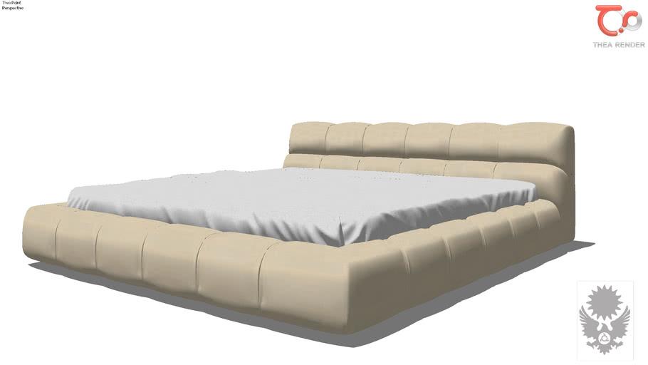 TUFTY-BED-B&B-ITALIA
