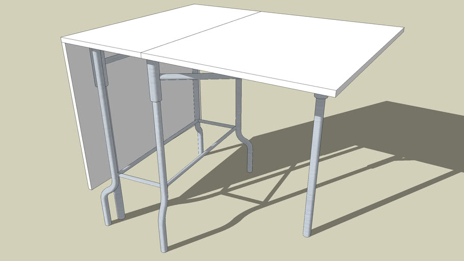 table; desk, writing-table