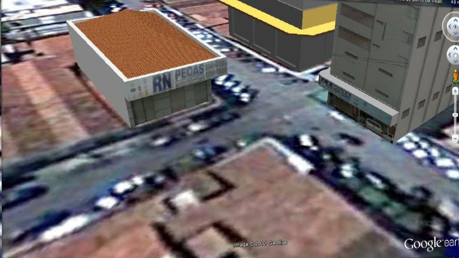RN PEÇAS, ELVIS3D87180102