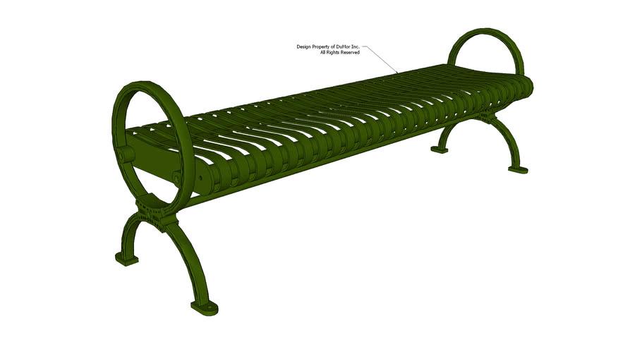 120 Series Bench