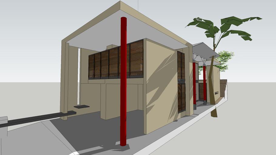 Panidas house