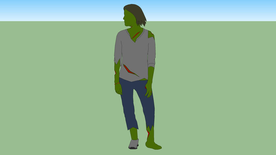 Zombie Susan