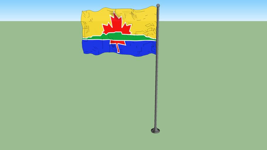 Flag of Thunder Bay