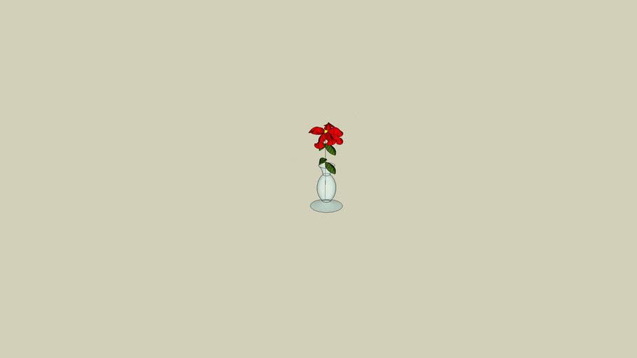 florero pequeño
