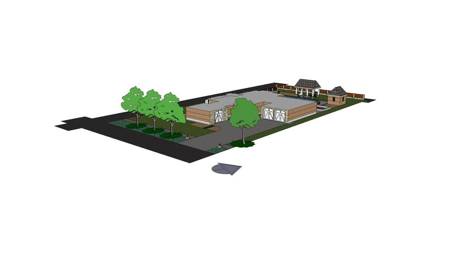Residential Design Pool/Patio