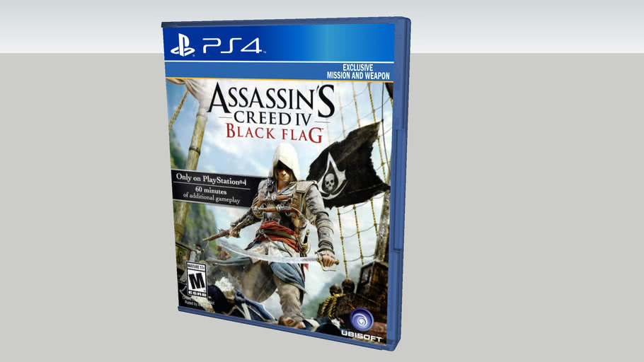 Assassin S Creed Iv Black Flag 3d Warehouse