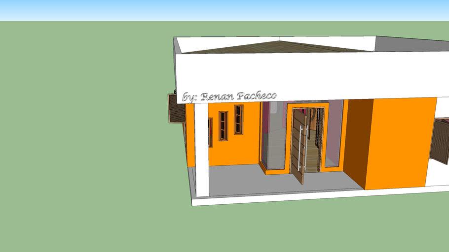 Casa Estilo Conteporâneo