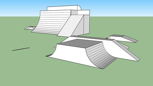 mini-skatepark