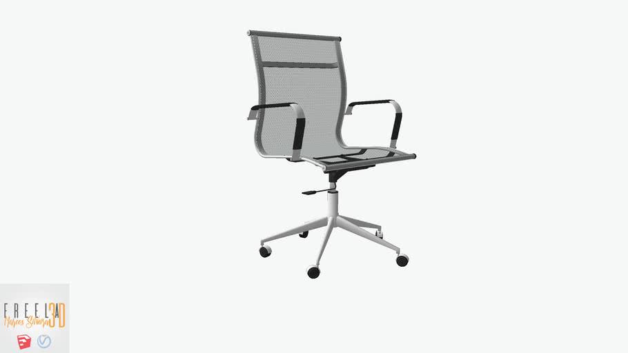 Cadeira de escritório Open