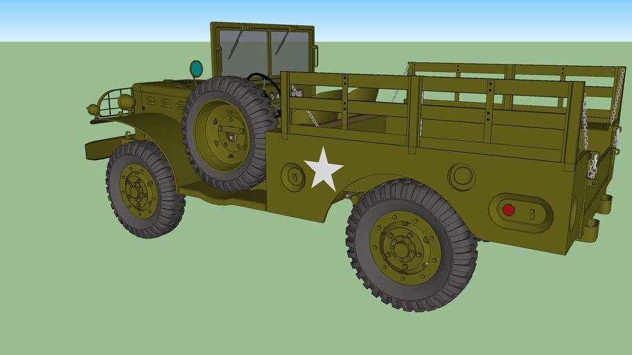 1942 Dodge WC-51 ¾ ton