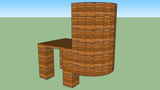 sandalye (chair)