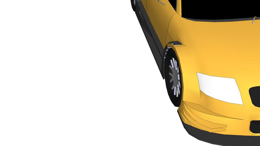 2001 Audi TT DTM