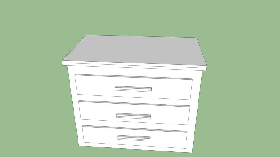 Comoda dresser