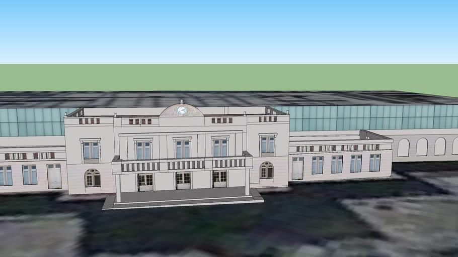 Centro de Convenciones FORUM