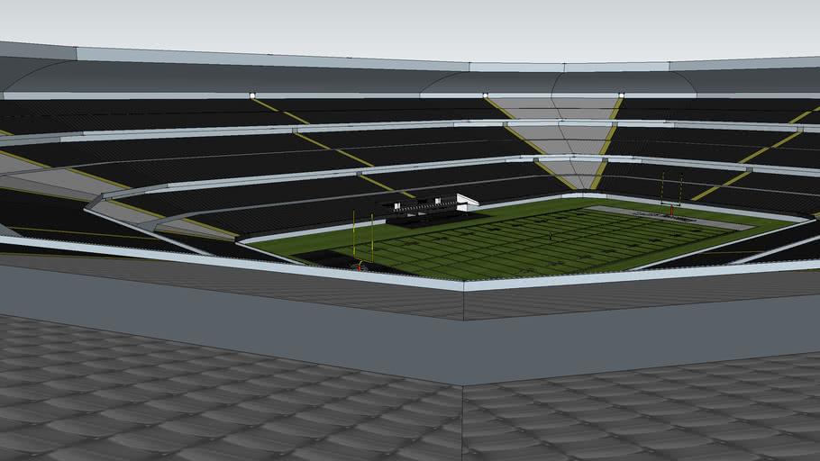 Lynchburg Jack Daniels - Home Stadium