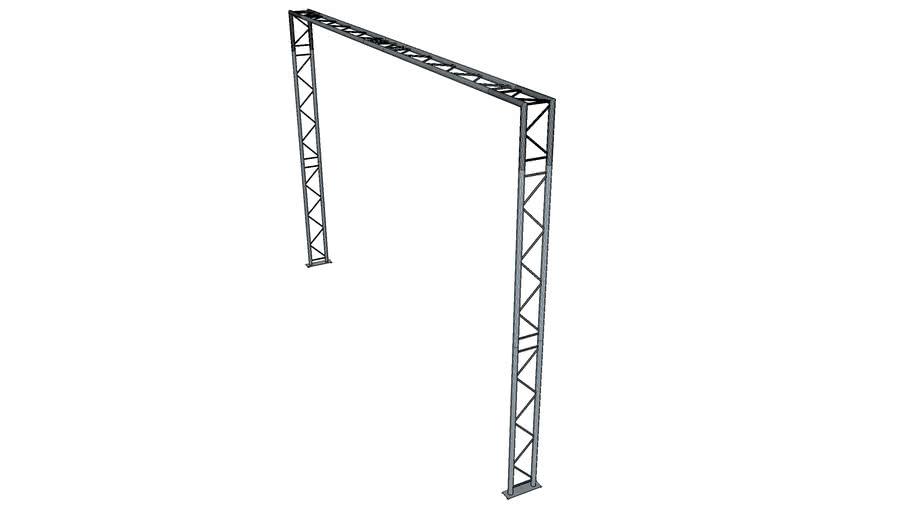 Truss 2Points - Pont Structure alu 350cm