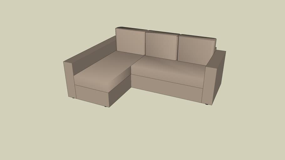 canapé meridienne / sofa