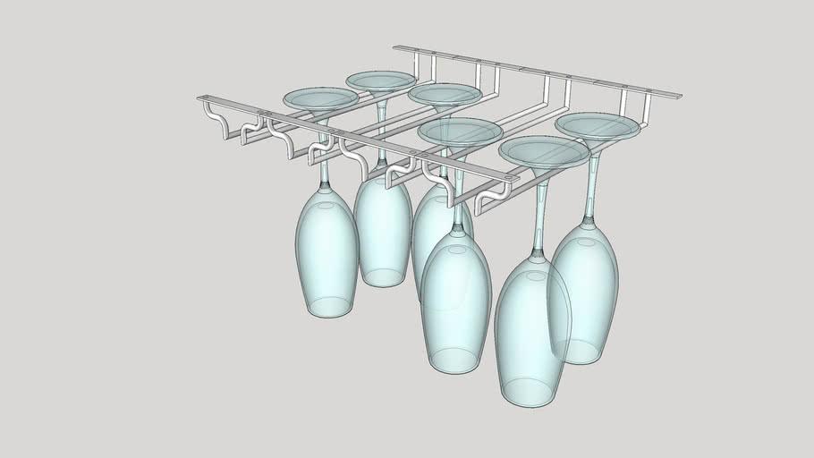Utensílios de cozinha - Suporte de taças