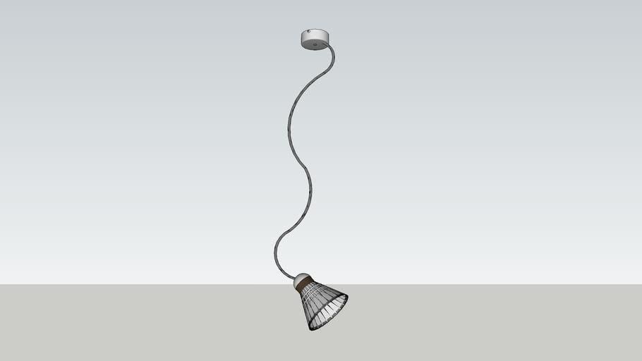 Shuttlecock Lamp/ Лампа волан