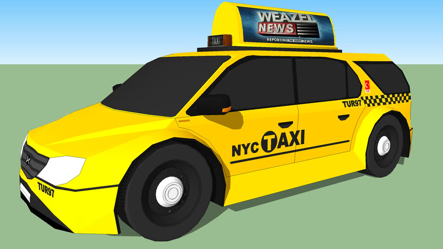 Istanbul NYC Taxi