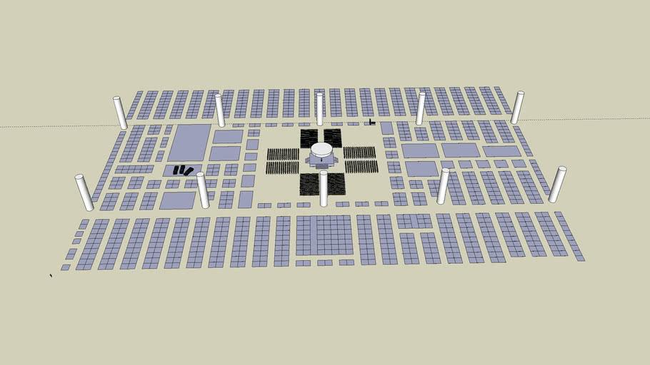 2008 NFDA Convention Expo Floor